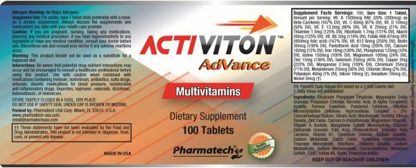 activiton advance