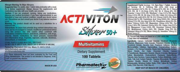 activiton silver