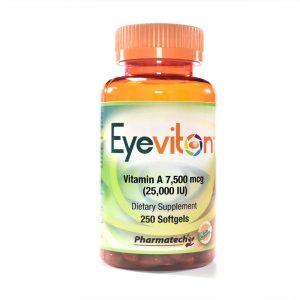 Eyeviton Vitamin A 7,500 mcg