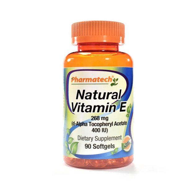 natural vitamin e