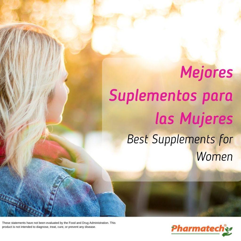 suplementos para mujeres