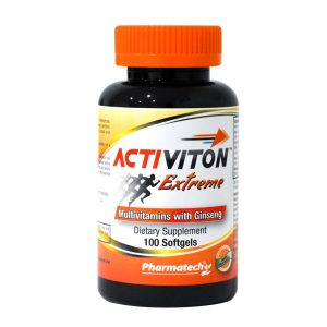 multivitamins with ginseng